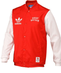 Official Adidas Men's Varsity Jacket