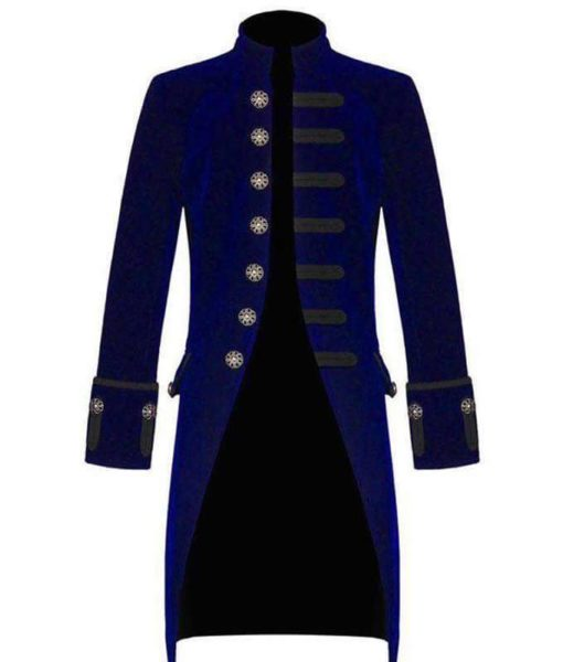 Royal-Blue-Velvet-Goth-Steampunk-Victorian-Frock-Coat-Jacket-Front-510×600