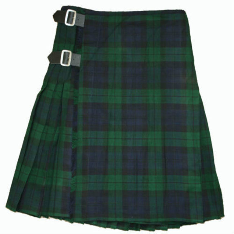 Scottish-Highland-Traditional-Kilts-Blackwatch-Tartan-Prime-Sports