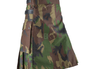 Camouflage Kilts