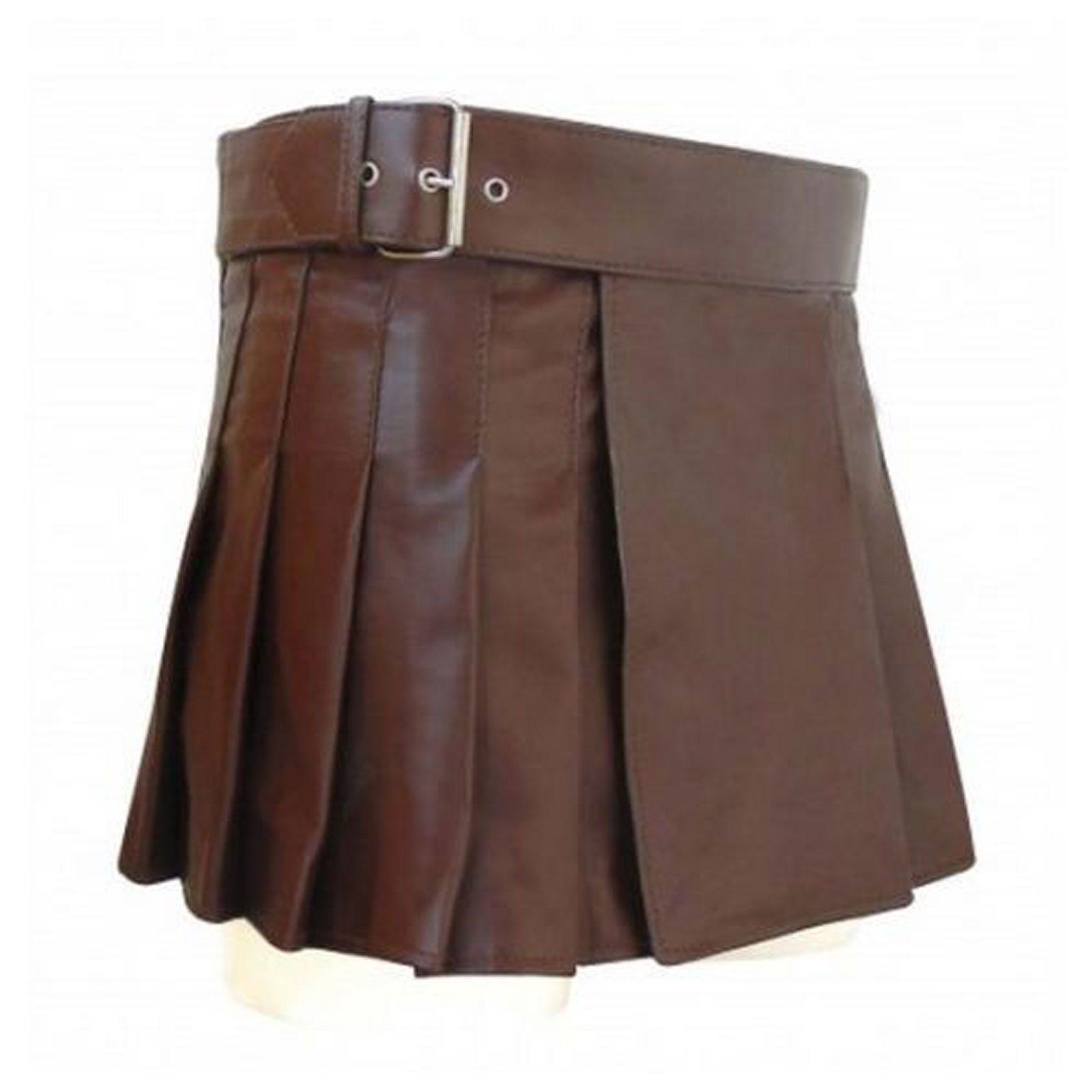 scottish-black-leather-highland-gladiator-viking-utility-kilt-side