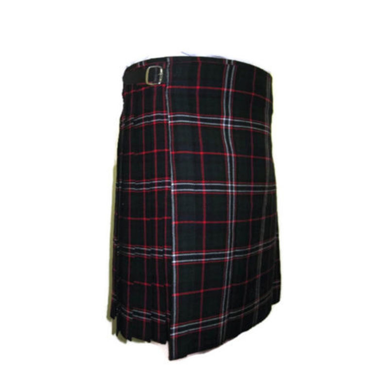 scottish-national-tartan-belted-traditional-straight-pleated-kilt-right