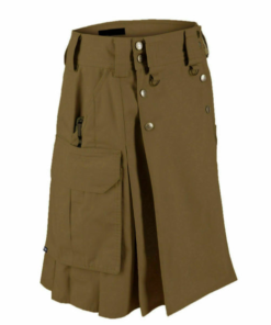 5.11 battle dark brown tactical duty kilt