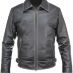 Bike Rider Leather Jacket2