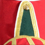 Red Green Fancy Doublet Piper Jacket with Gold Trim4