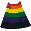 LGB Gay Pride Rainbow kilt for Men